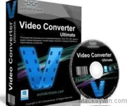 Wondershare Video Converter Ultimate 11.7.3.1 With Crack 2020