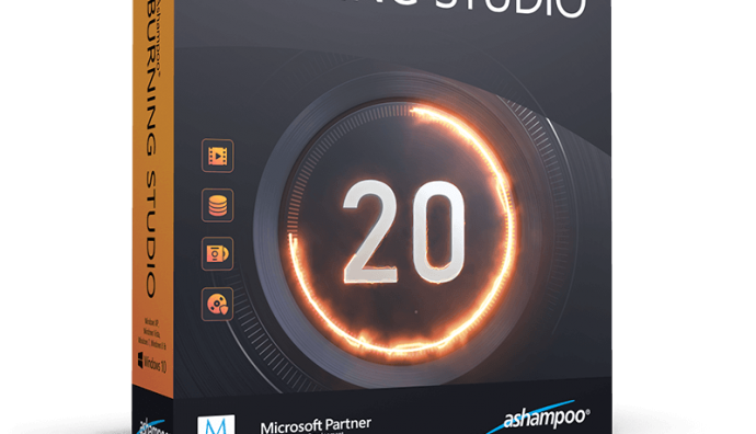 Ashampoo Burning Studio 21.5.0.57 Crack + Keygen [Latest] 2020
