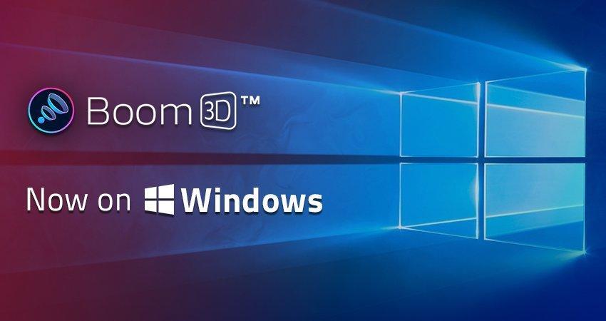 Boom 3D 1.1.1 + Crack [ Latest Version ] Free Download