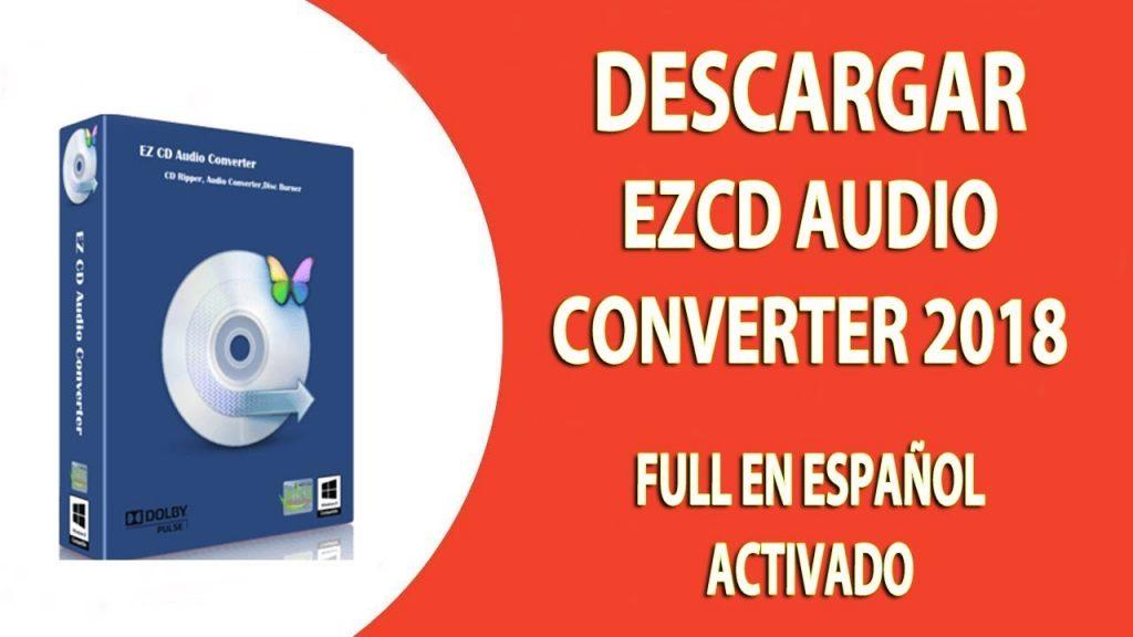 EZ CD Audio Converter Pro 9.1.1.1 With Crack + Serial Key 2020