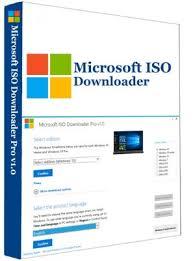 Microsoft Windows ISO Downloader Tool 8.34 Full Crack Download