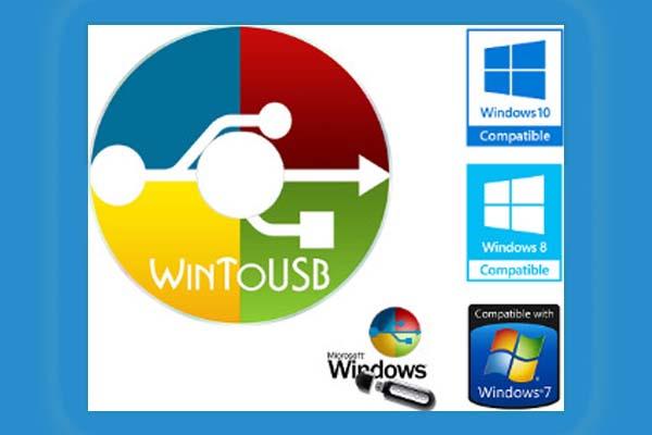 WinToUSB 5.1 Crack + Activation Code [Latest] Free Download 2020