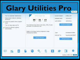 Glary Utilities Pro 5.143.0.169 Key + Crack [Lifetime] 2020