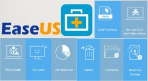 EASEUS Data Recovery Wizard 13.2.0 Crack With License Code (Latest) 2020