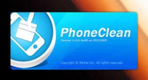 PhoneClean Crack 5.5.0 Full Version [Windows + Mac] {2019} Free Download