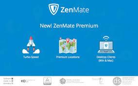 Zenmate VPN 6.5.4 Crack + Key [Premium] 2020 Free Download