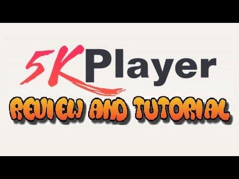 5kPlayer Crack
