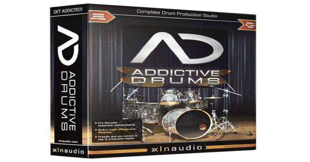 Addictive Drums Crack 2.2.0 [Keygen + Torrent] Full Version 2020