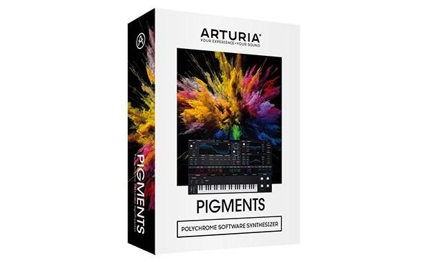 Arturia Pigments VST 2.0.1 With Crack