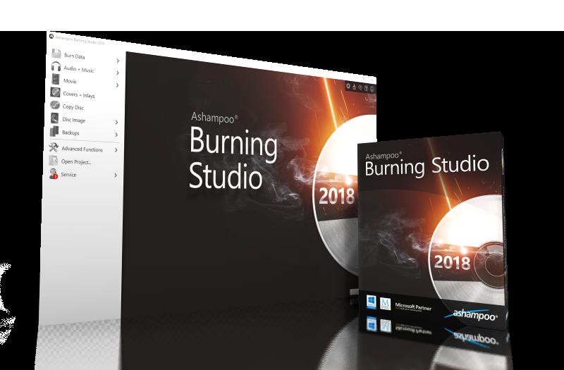 Ashampoo Burning Studio 21.5.0.57 Crack + Keygen [Latest] 2020