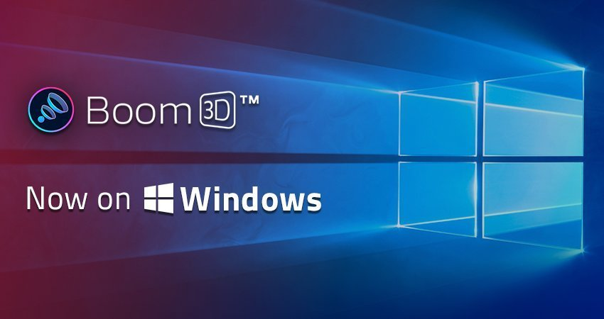 Boom 3D 1.1.1 + Crack [ Latest Version ] Free Download