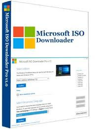 Microsoft Windows ISO Downloader Tool 8.34 Full Crack Download