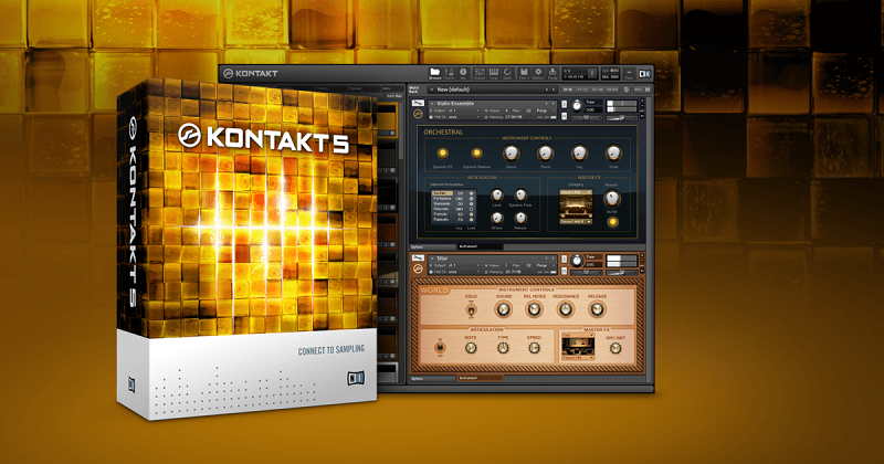 Kontakt 6.2.2 Crack VST MAC + Keygen {Torrent} Free Download