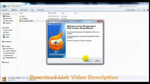 Wondershare DVD Creator 6.3.2.175 Full Crack [Latest] Keygen
