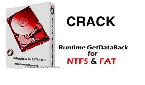 GetDataBack 5.50 Crack With Full License Key Free Download
