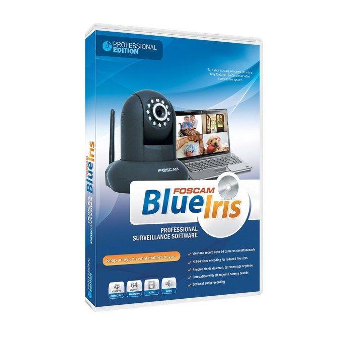Blue Iris 5.2.7.6 Crack + Keygen (2020) Torrent Free Download