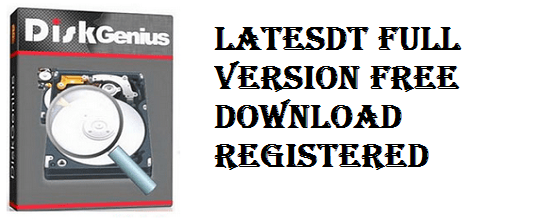 DiskGenius Professional 5.2.1.941 With Crack Free Download