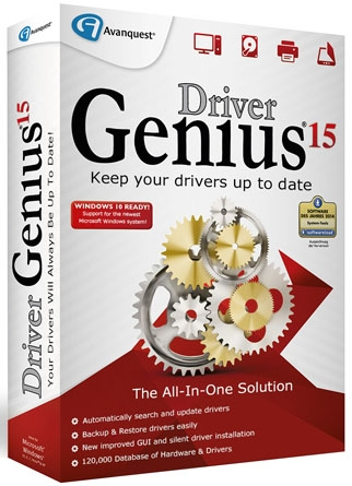 Driver Genius Pro 20.0.0.135 Crack + License Code & Keygen 2020