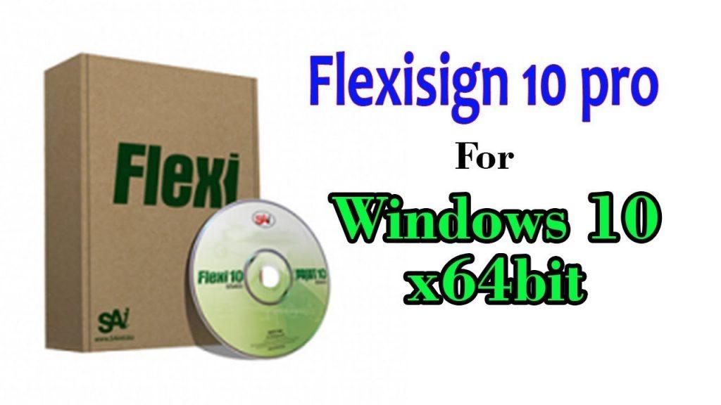 Flexisign Pro 12 Full Crack + Activated Offline Installer 2020