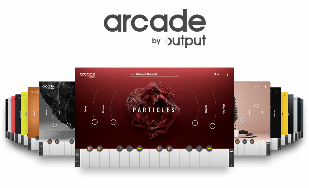 Output Arcade 1.3.6 Crack VST MAC + Torrent (2020)