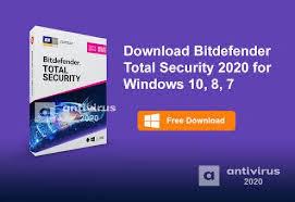 Bitdefender Total Security 2020 Crack 25 + Activation Code