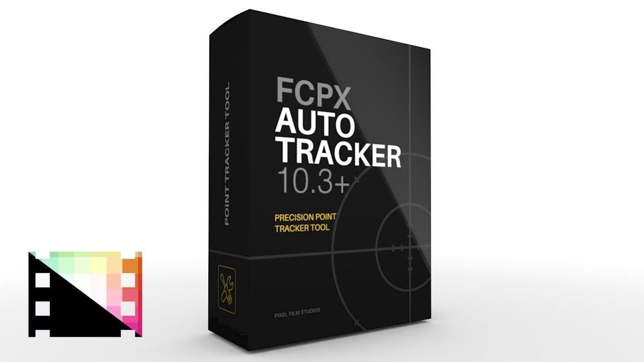 FCPX Auto Tracker 2.2 Crack + Torrent {Plugin} Free Download