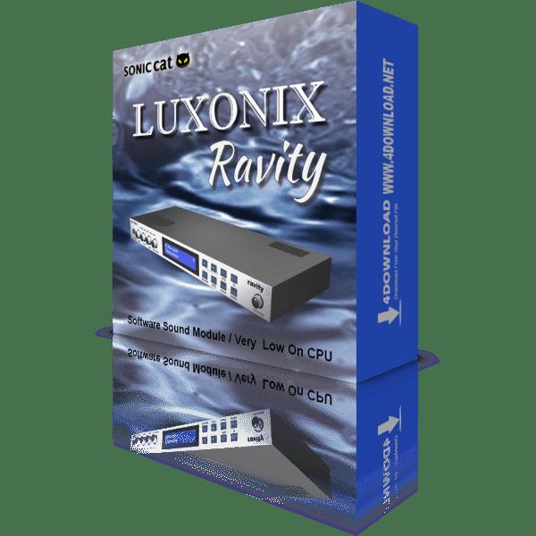LUXONIX Ravity 1.4.3 Crack + Keygen For (Mac) Free Download