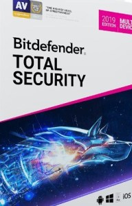 Bitdefender Total Security 2020 Crack 25 + Activation Code