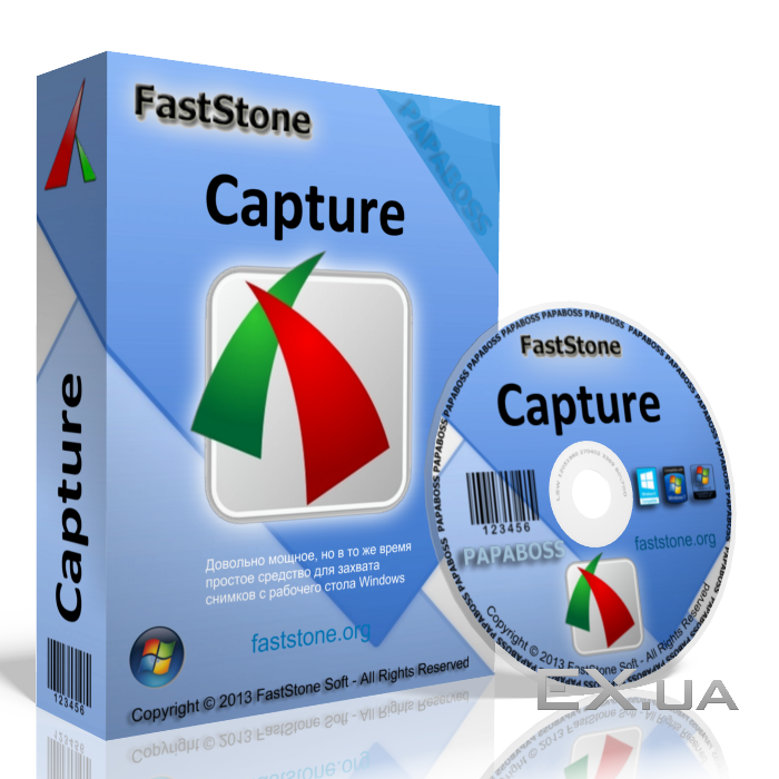 FastStone Capture 9.3 Crack Patch + Serial number Free Download