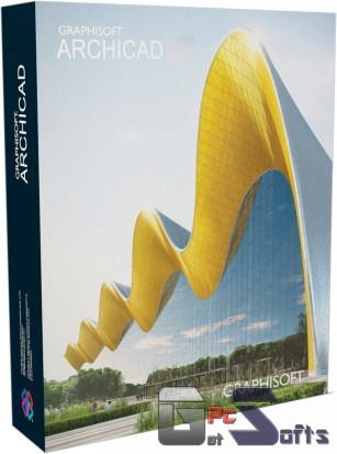 ARCHICAD 24 Build 4006 Crack Full License Key 2020
